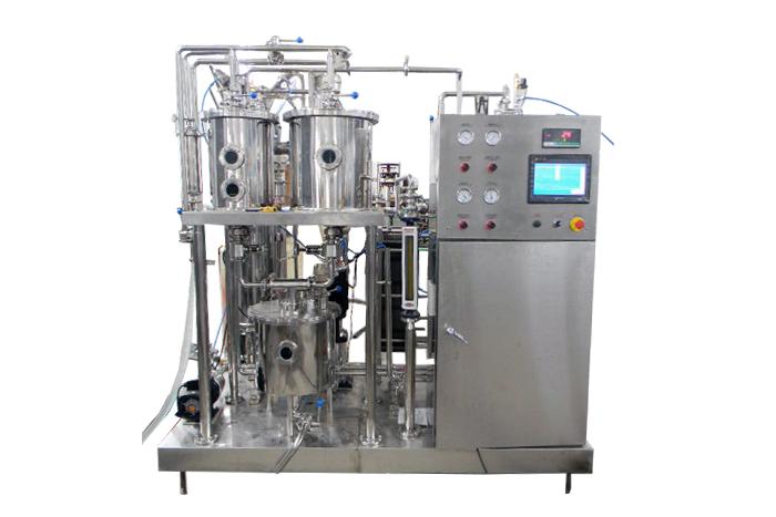 Carbonated Beverage Filling Machine Zhangjiagang Evertop