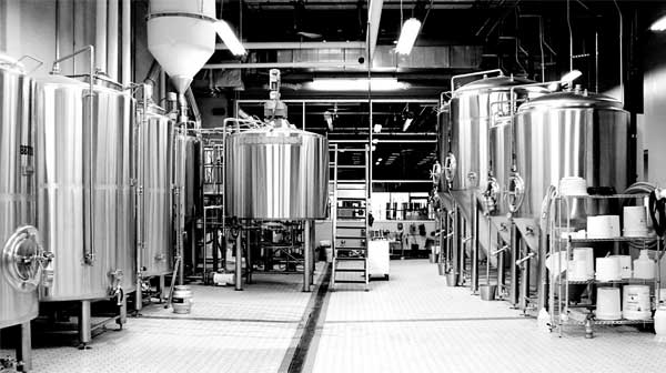 How to build a brewery?