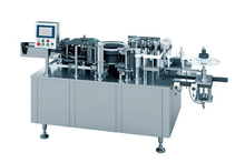 OPP Hot Melt Glue Bottle Labeling Machine